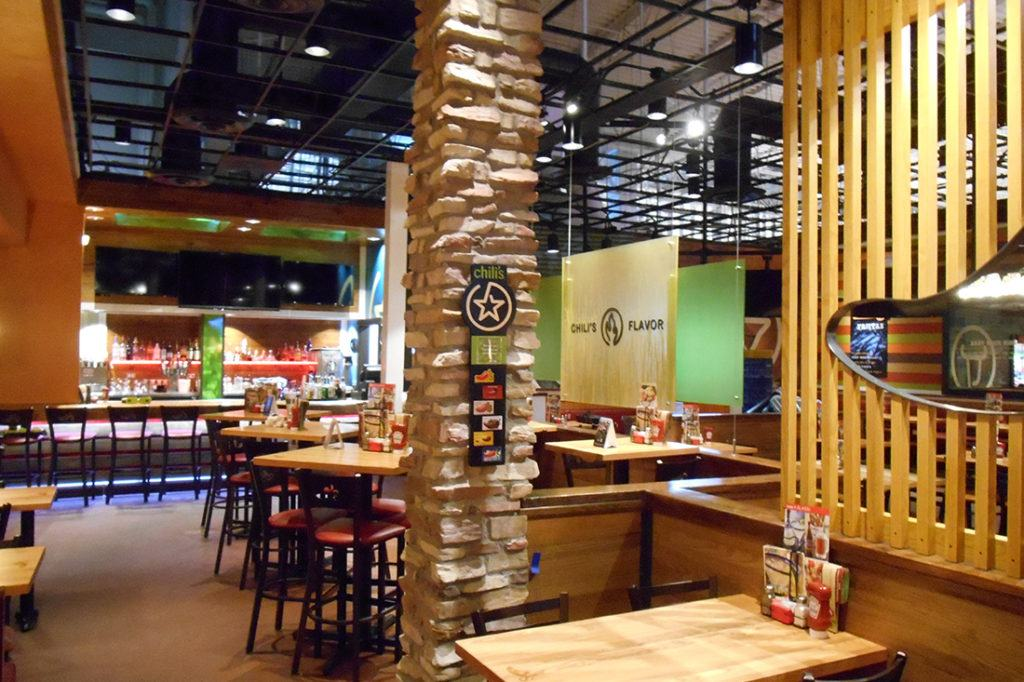 chilis interior specialty contracting