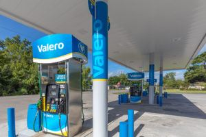 valero pump decals printed graphics