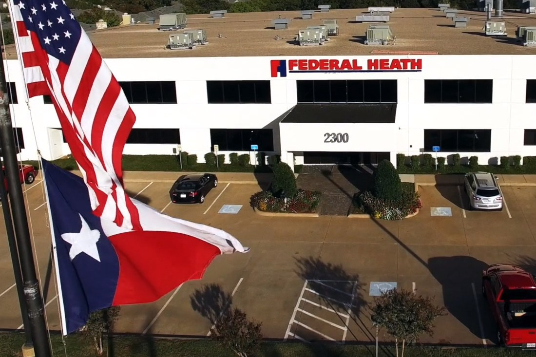 Federal heath headquarters building