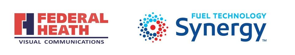 Federal Heath and Exxon Synergy logos