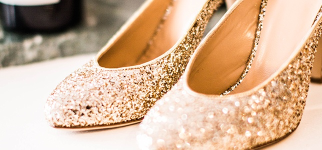 photo of women's heels