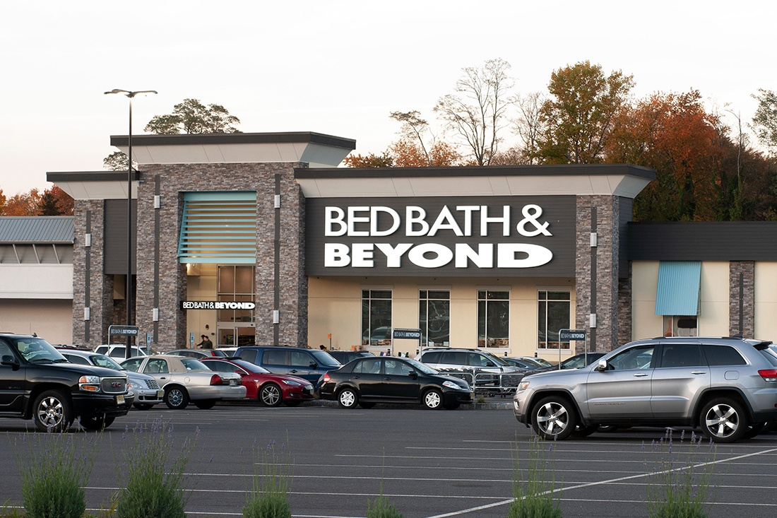 bed bath and beyond channel letters