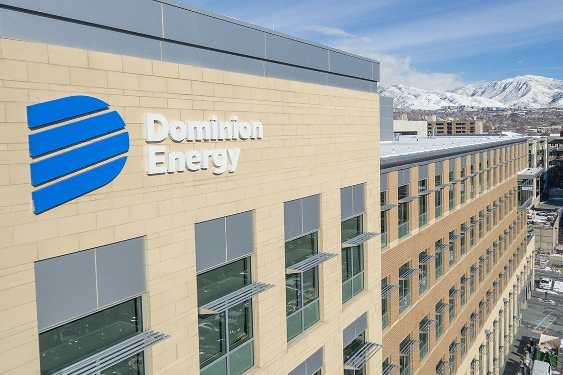 dominion energy channel letters