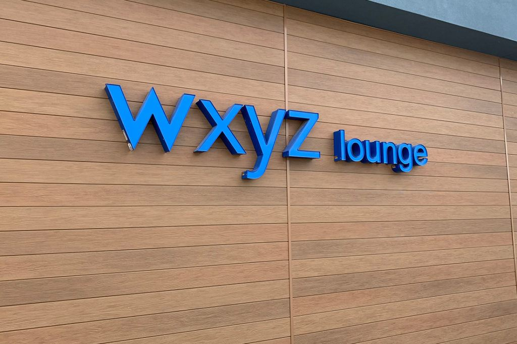 aloft wxyz channel letters