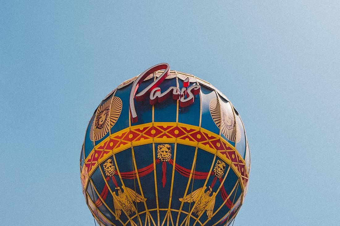 photo of paris-las vegas balloon