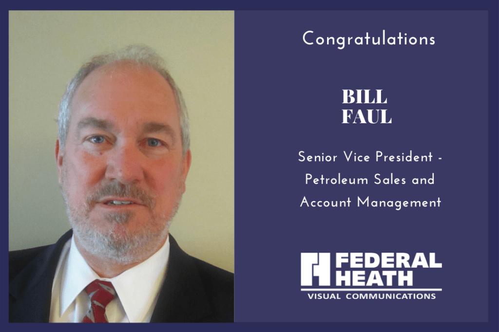 Bill Faul Promotion