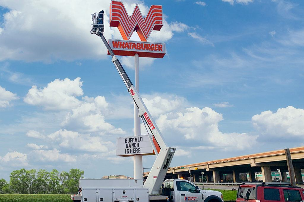 whataburger_maintenance_1100x733_replacing_lights_repairing_sign_left_side