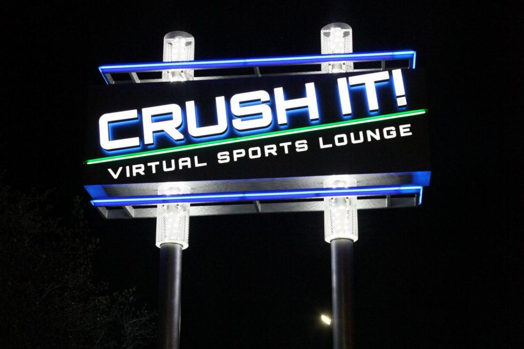 Crush It! Virtual Sports Lounge