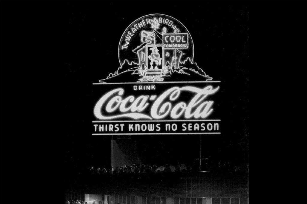 vintage-sign-photos-1930s-1940s-1950s_0011_CocaCola-CL & Neon